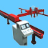 "Oxy-propane cutting machines ""Cantilever"" series"